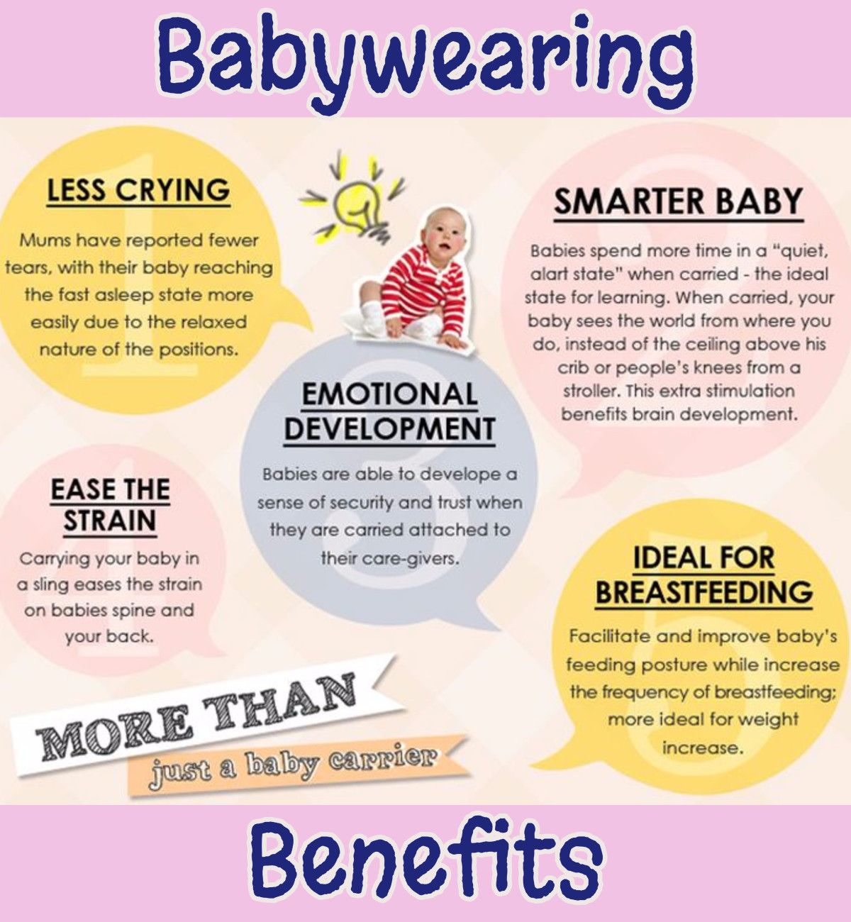 Babywearing Benefits Pros And Cons Best Baby Wraps Slings 2018