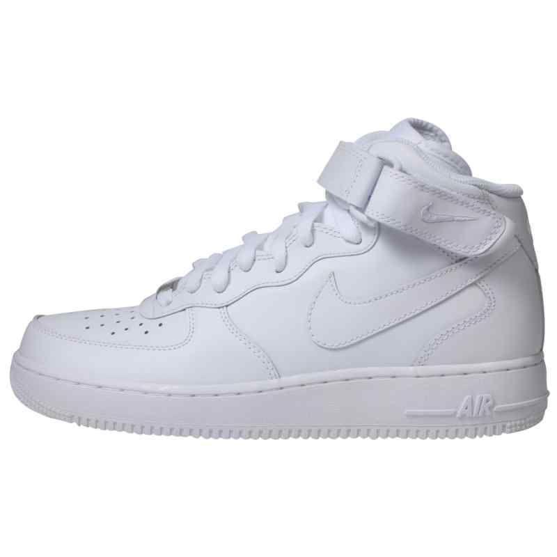 scarpe nike bianche air force