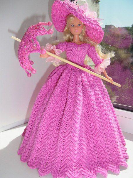 Фотографии Олеси Куколкиной | Puppenkleidung - Barbie, Lottie & Co ...