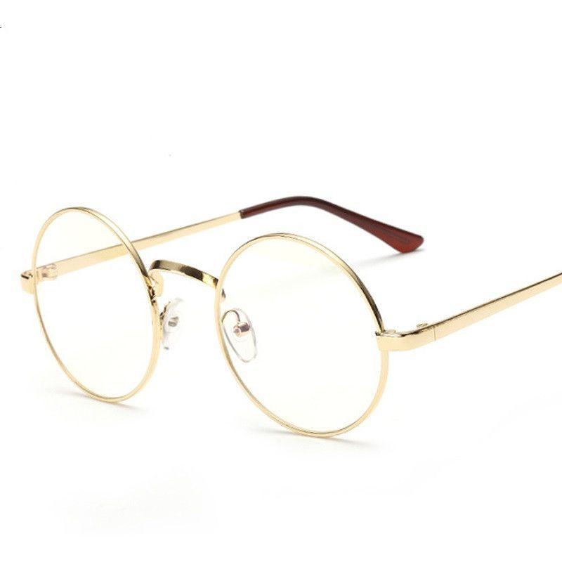 395a7ef7206 Type  Eyewear Gender  Unisex Frame Material  Stainless Steel Pattern Type   GeometricItem Type  Eyewear Accessories Pattern Type  Solid Gender Men and  Women