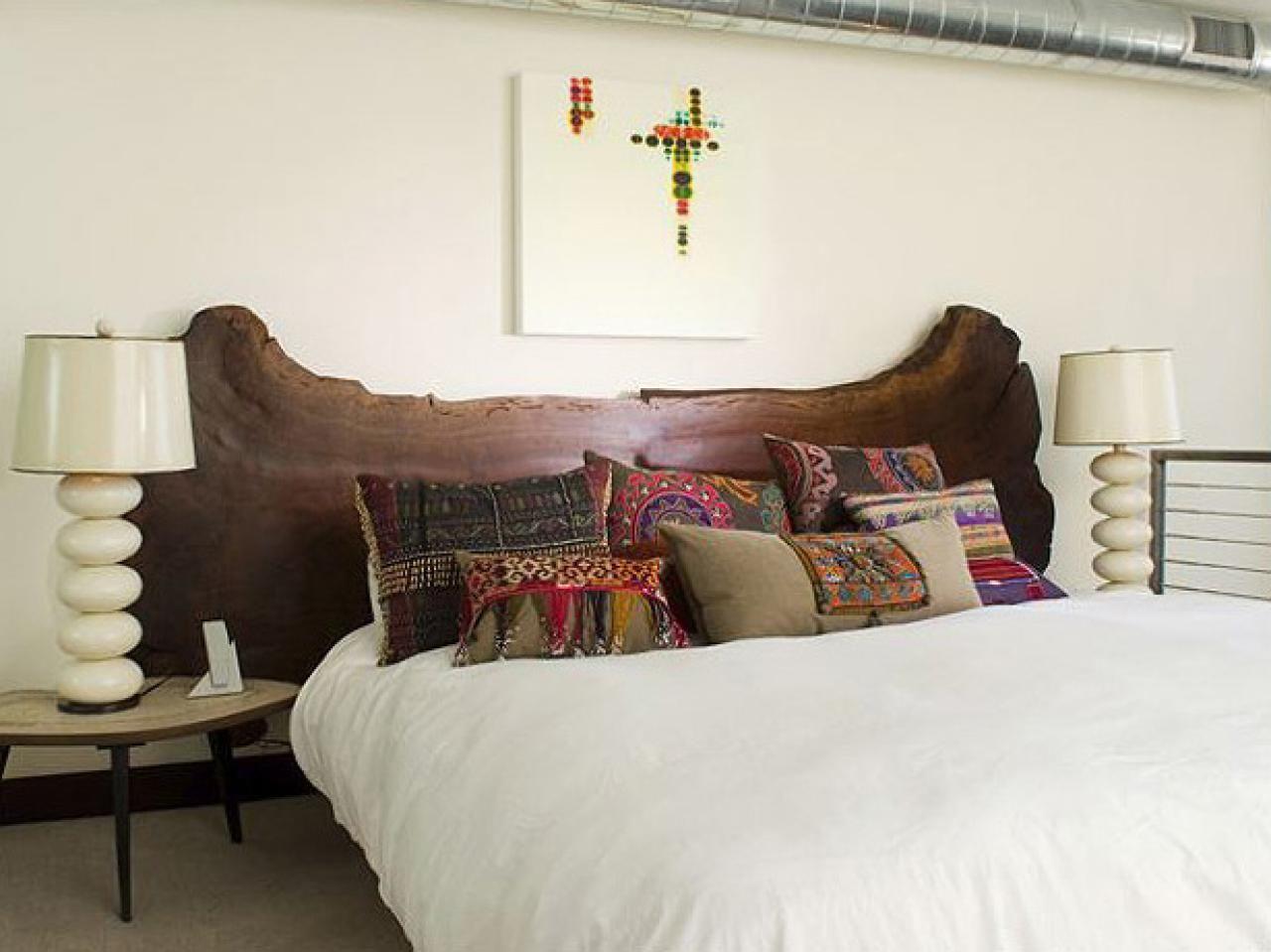 Creative Upcycled Headboard Ideas Bedroom Decorating