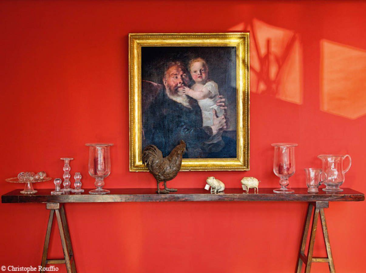 Peinture : de la couleur sur les murs