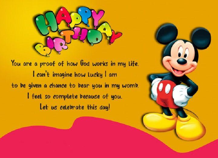 Happy Birthday Wishes For Baby Boy 1st Birthday Birthday Wishes For Kids Happy Birthday Cards Images Birthday Cards Images