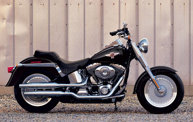 2005 Harley Davidson Softail Fat Boy * | Harley-Davidson
