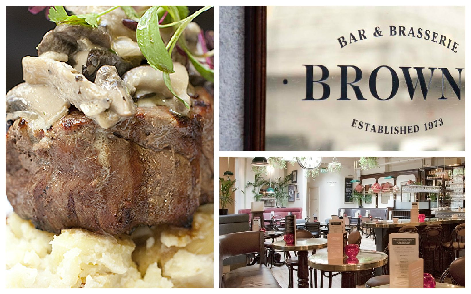 Browns Of Brighton A Good Lunch In Well Known Restaurant