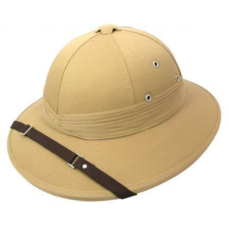 Village Hat Shop French Pith Helmet c7d332b1057