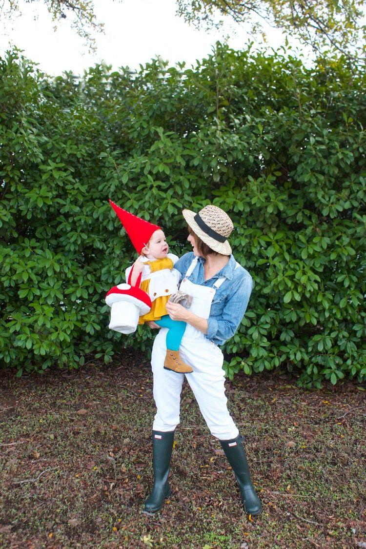 Baby Gnome: DIY Garden Gnome Costume