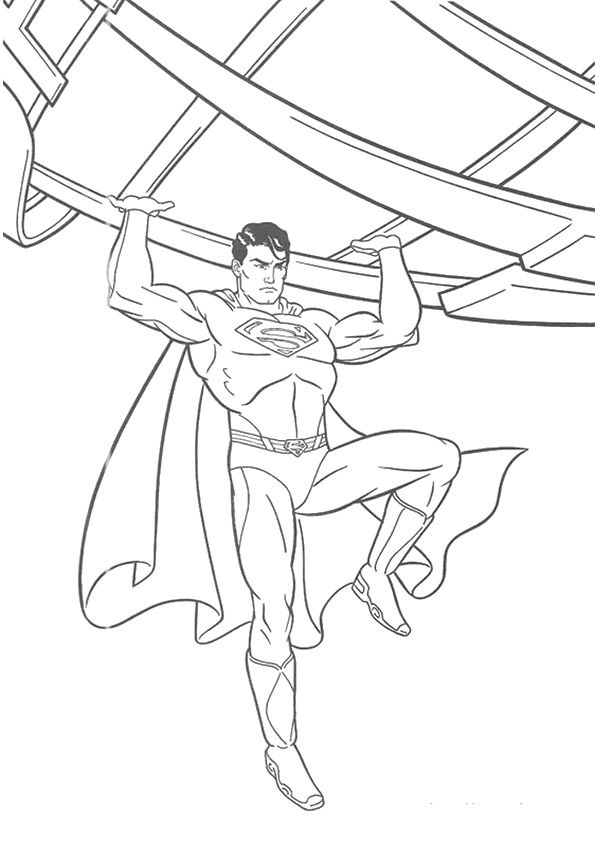 Click Share This Story On Facebook Superman Coloring Pages Batman Coloring Pages Superhero Coloring Pages