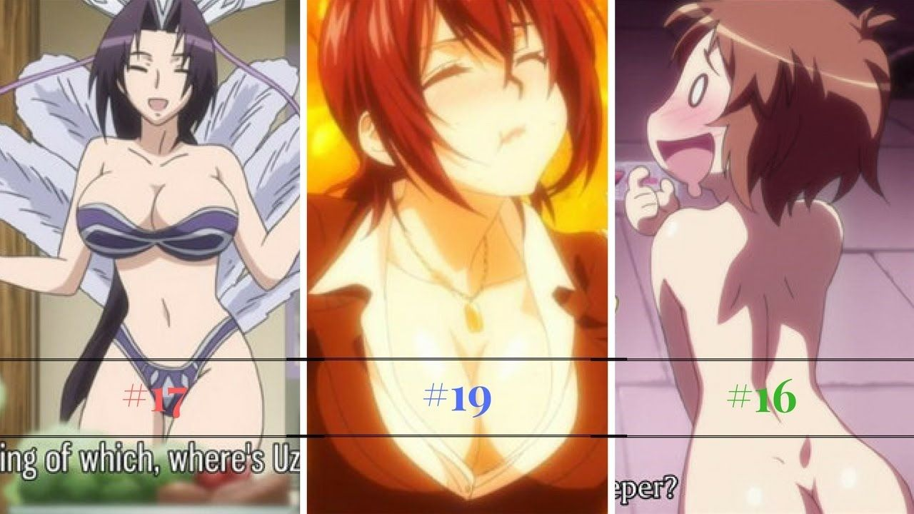 Most perverted anime