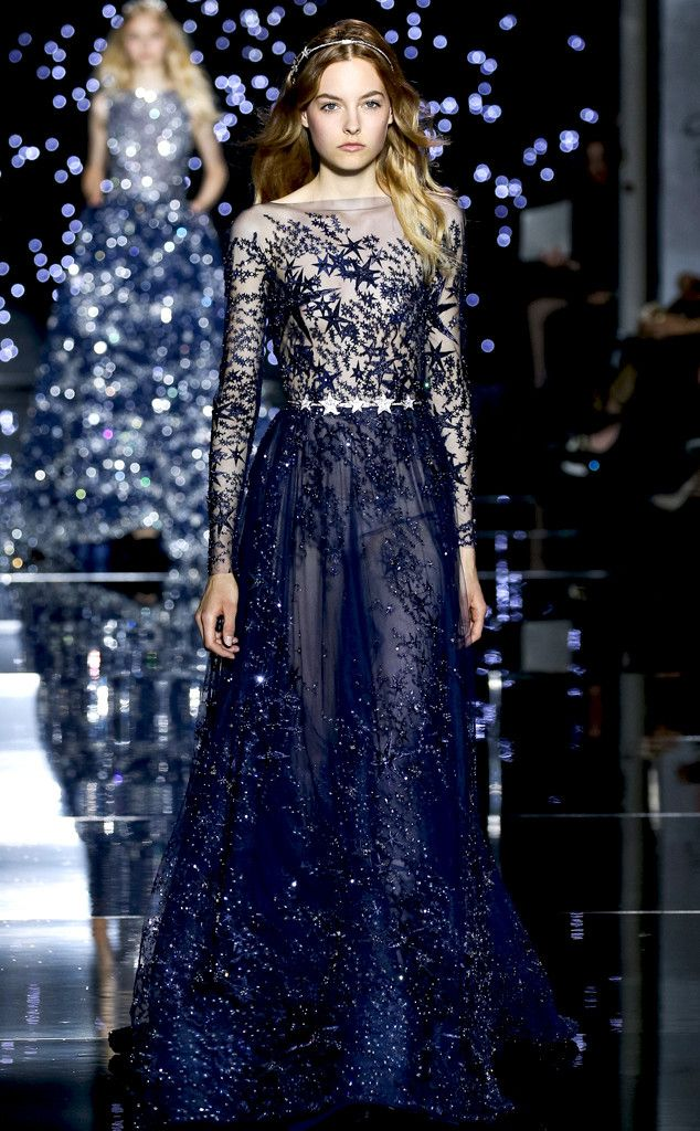 Zuhair murad from best looks from paris haute couture for Haute couture boutique