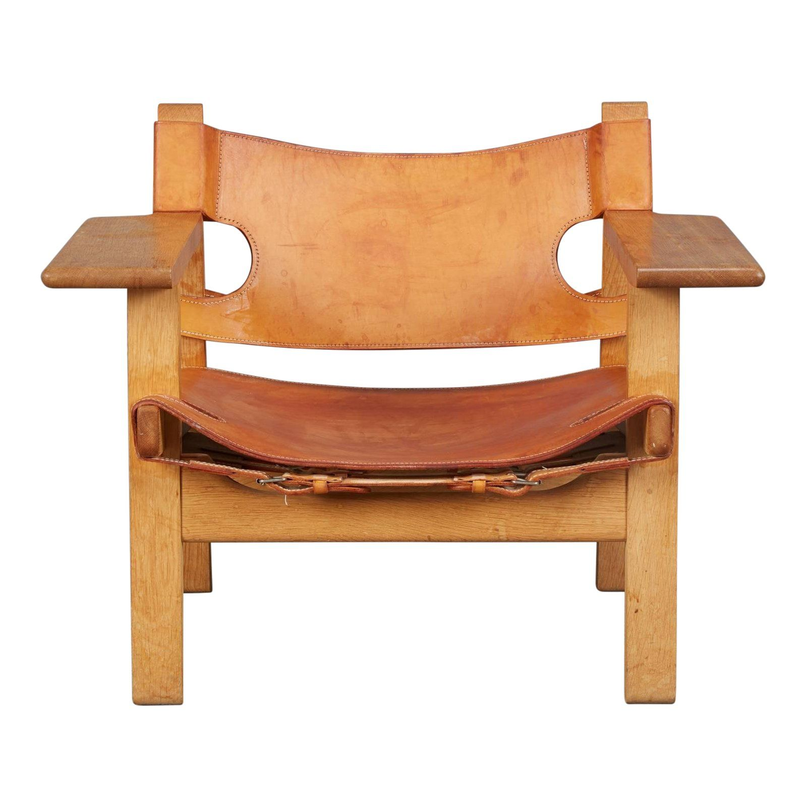 Spanish Chair By Borge Mogensen For Fredericia Furniture Furniture Apartment Furniture Transforming Furniture