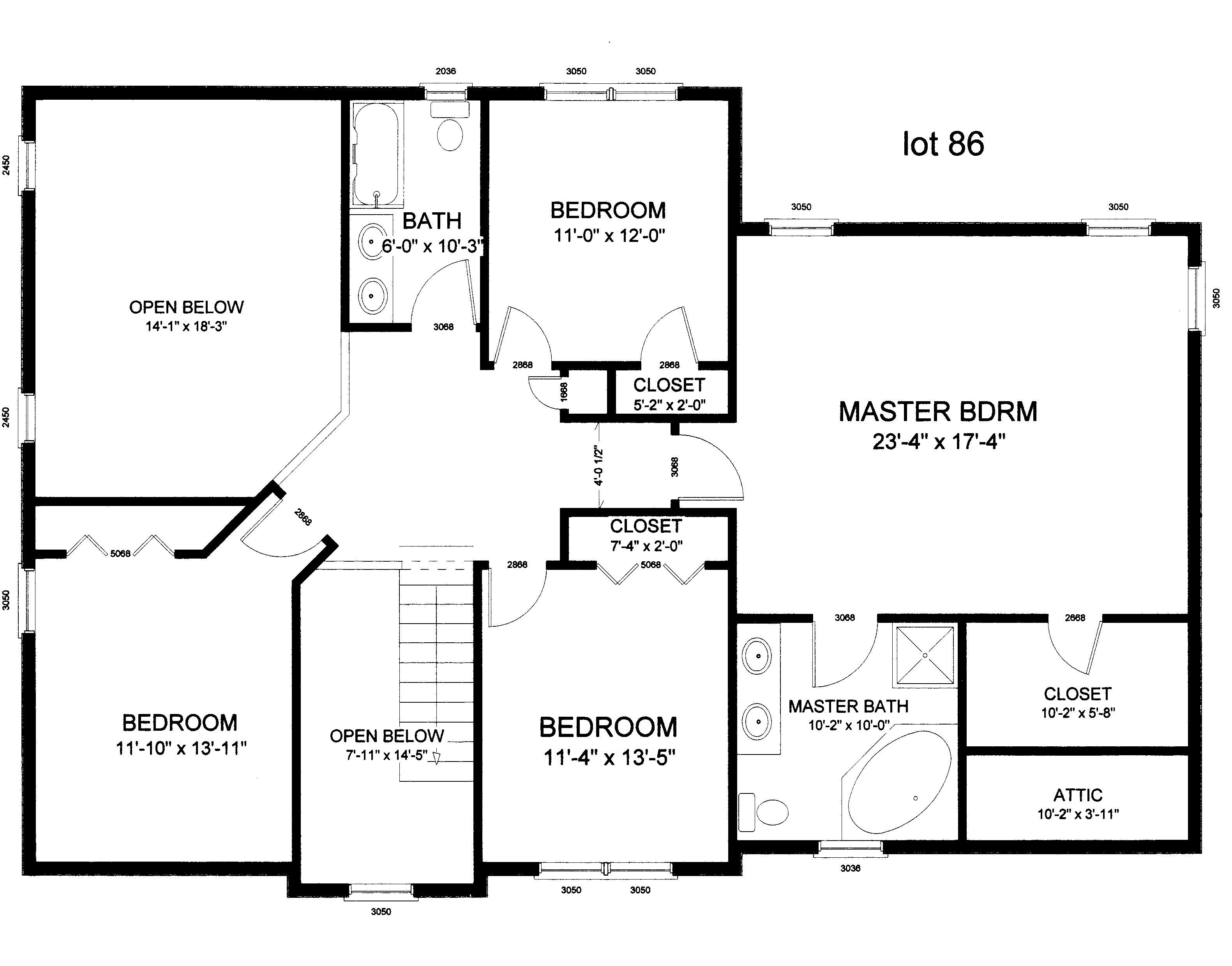 Polonia Estates Mountaintop Piast Home Builders Company Home Layout Determining Small Home Layouts Home