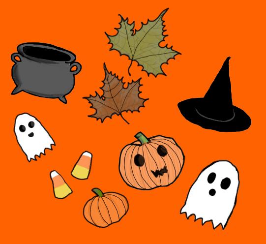 Halloween Fall Time