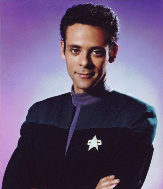 Julian Subatoi Bashir was a 24th century Human Starfleet officer - dr bashir i presume