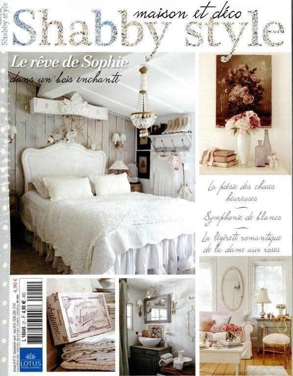 magazine maison et dco shabby style avril mai 2016 le rve de sophie le grenier d