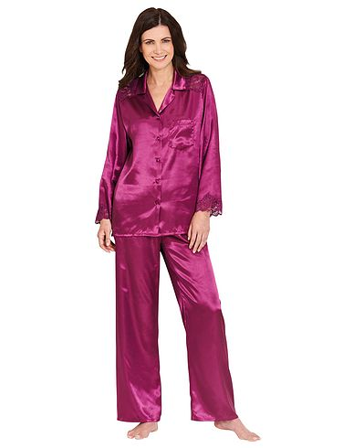 414926e93c91 Luxury Satin Pyjama