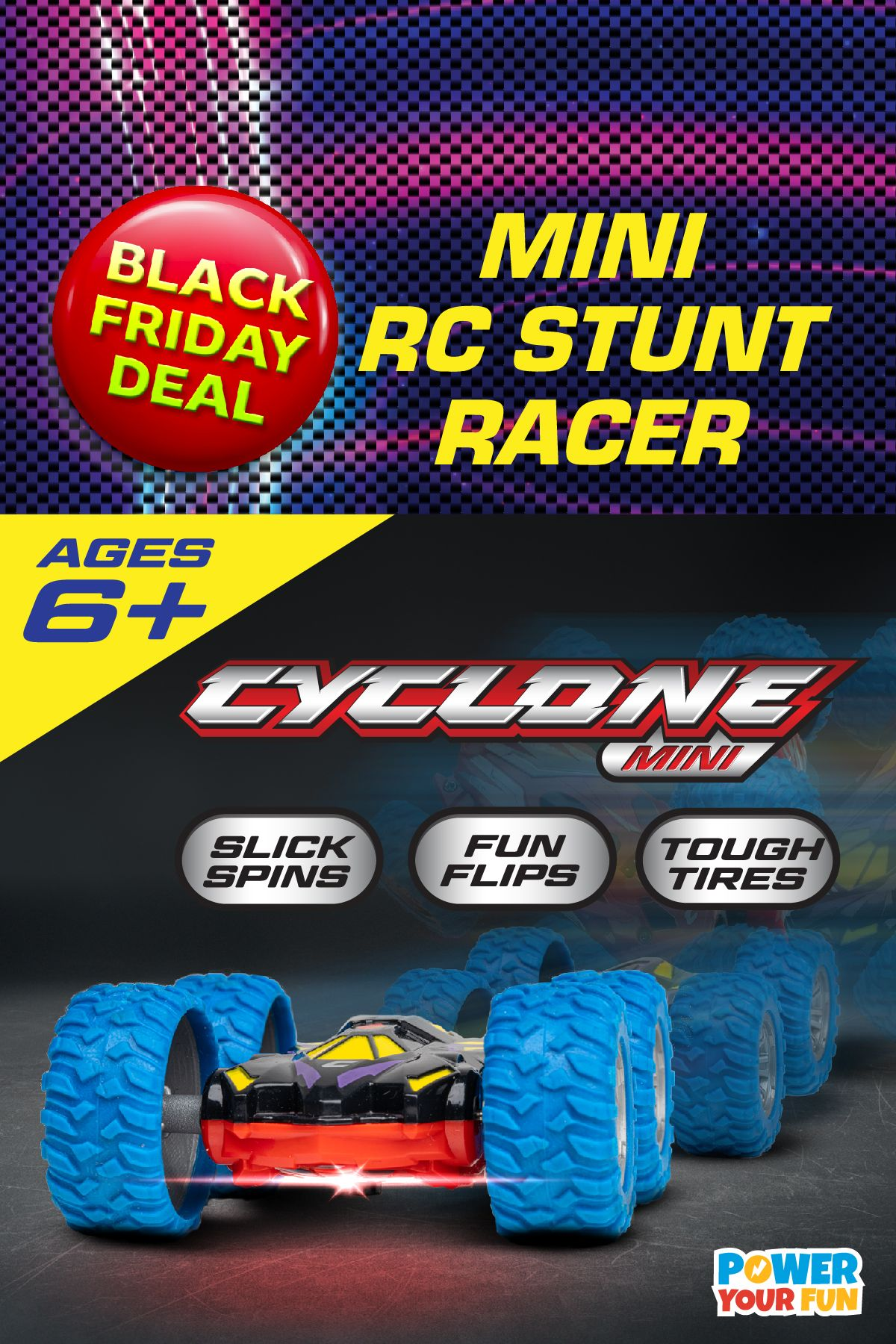 Black Friday Deal Alert Kids Tech Stocking Stuffers For Kids Remote Control Cars