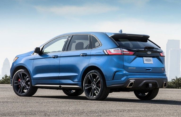 2020 Ford Edge Overview Price Interior With Images Ford Edge