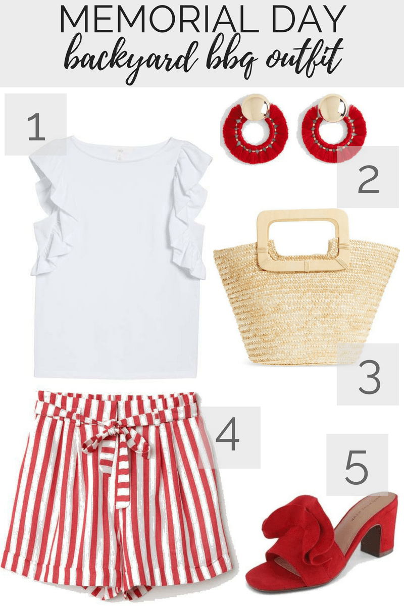 dd5e4426e2 Five Affordable Memorial Day Weekend Outfit Ideas | Style | Bbq ...