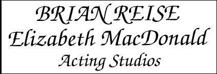 Brian Reise Acting Studios