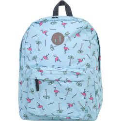 Wavezone Girls Small Flamingo Backpack | Back to School ...