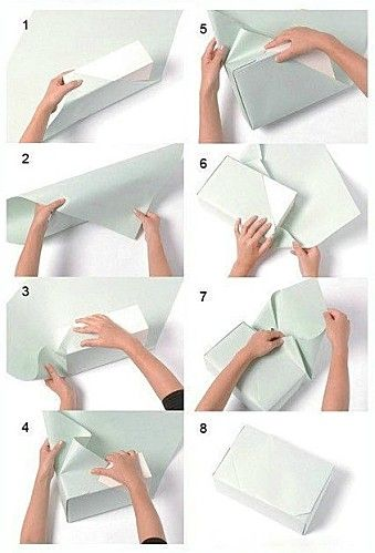 Comment Emballer Un Cadeau : comment, emballer, cadeau, Emballage, Cadeau, Rectangulaire, Japanese, Wrapping,, Wrapping, Inspiration,, Tutorial