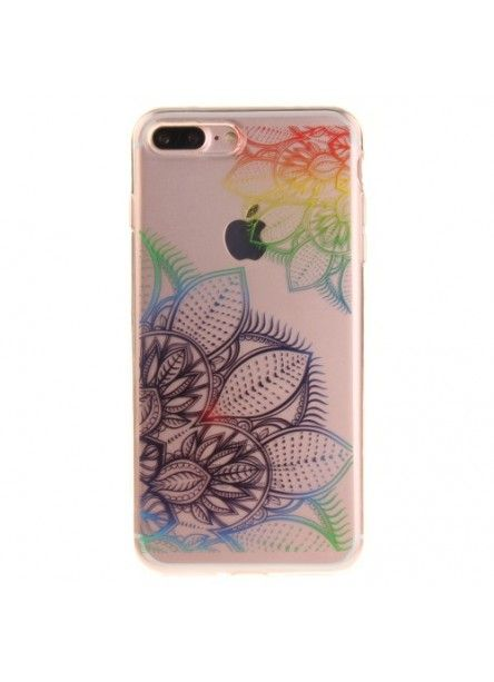 coque coloree iphone 8