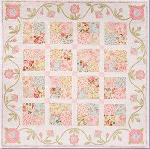 Robyn Pandolph quilt....pretty. | Quilts, quilts, quilts | Pinterest : romantic quilt patterns - Adamdwight.com