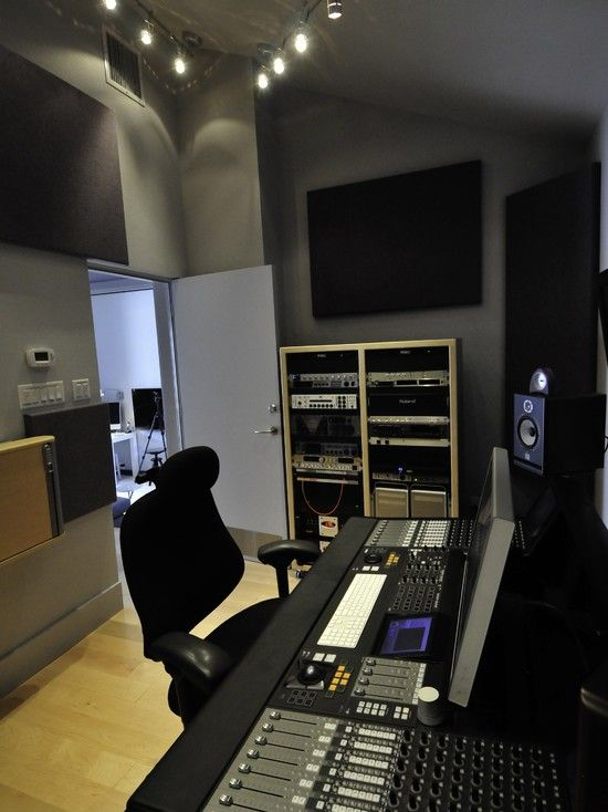 Studio · Inspiring Home Recording Studio Design ...