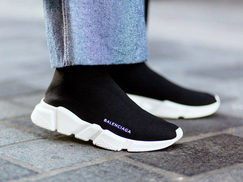 sock sneakers das sind die bequemsten schuhe der saison schuhe pinterest bequeme schuhe. Black Bedroom Furniture Sets. Home Design Ideas