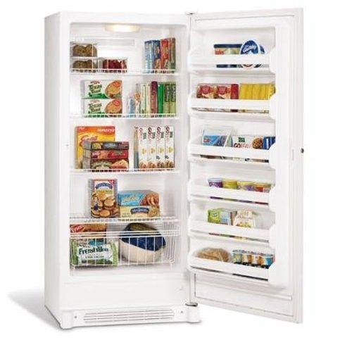 Conns Com Frigidaire Ffu21f5hw 21 Cu Ft Freezer White Appliances Home Upright Freezer Freezer Frigidaire