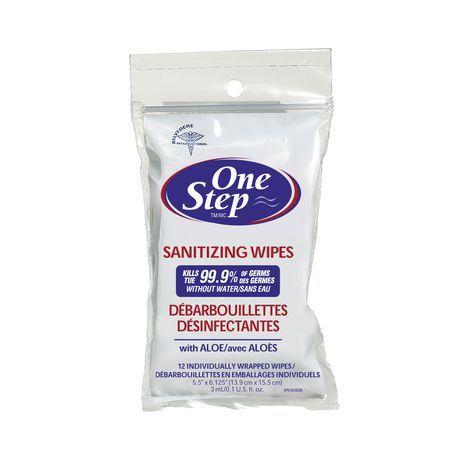 Hospital Bag Purell Hand Sanitizing Alcohol Wipes Portable
