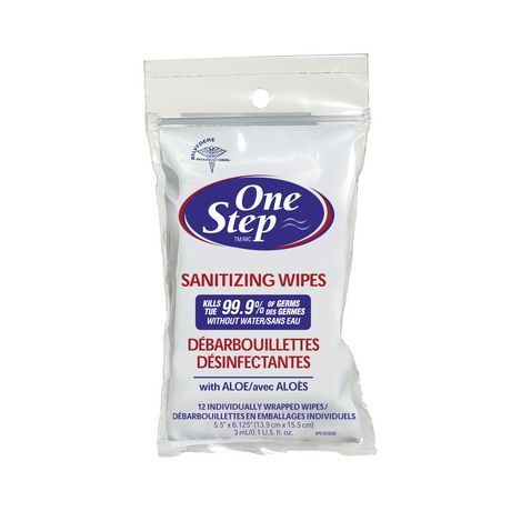 One Step Hand Sanitizer Wipes Hand Sanitizer Wipes Sanitizer