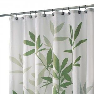 84 Inch Shower Curtain Green Shower Curtains Long Shower