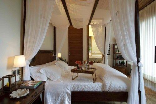 Mediterranean Bedroom love