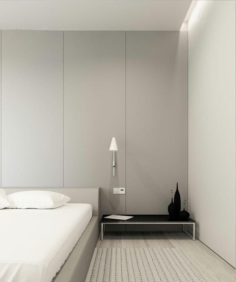 die besten 25 schlichte schlafzimmer ideen auf pinterest schlichte schlafzimmerm bel bilder. Black Bedroom Furniture Sets. Home Design Ideas