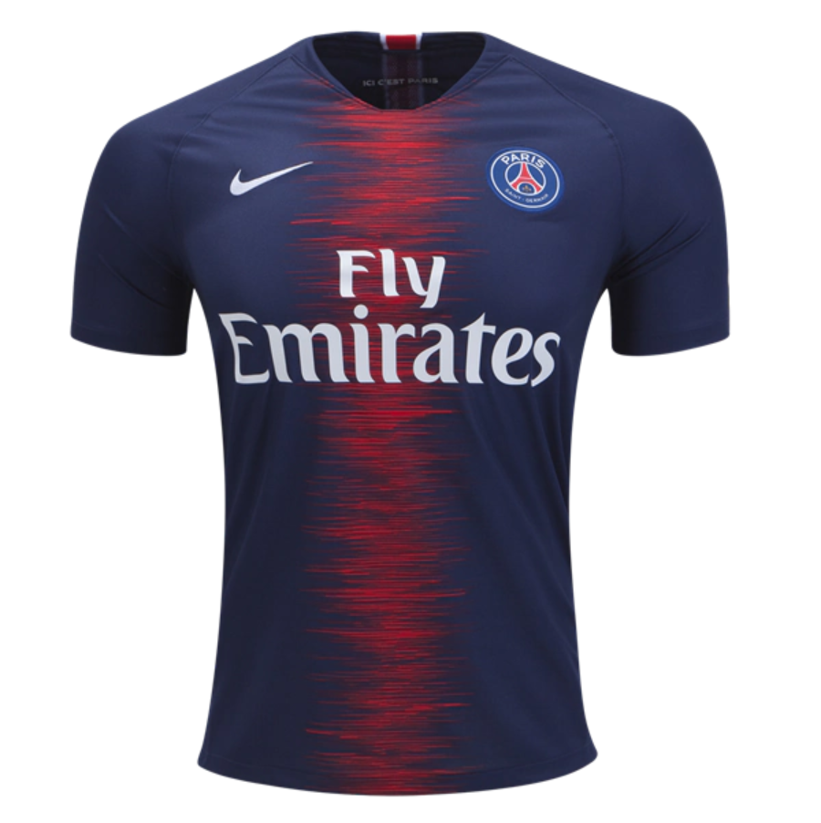 c4312db53de PSG 18/19 Home Men Soccer Jersey Personalized name and number | PSG ...