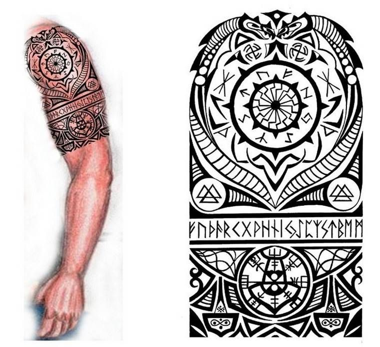 tatouage viking l 39 histoire myst rieuse des symboles nordiques symboles nordiques tatouages. Black Bedroom Furniture Sets. Home Design Ideas