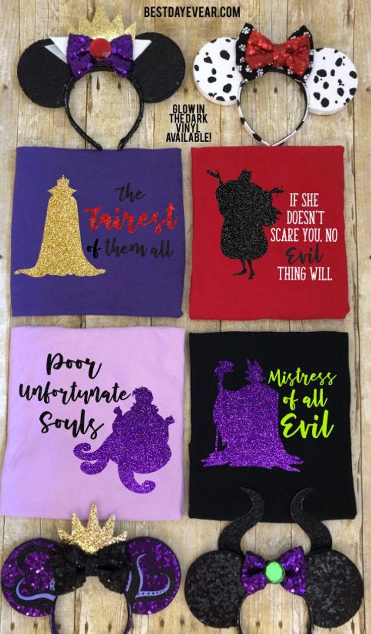 Ursula Shirt Disney Villain Shirt Sea Witch Shirt Little Etsy Disney Villain Shirt Disney Villain Costumes Disney Villains