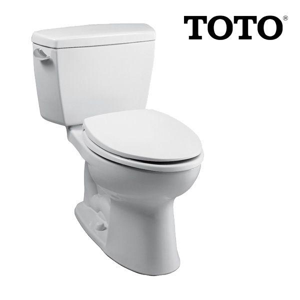 Swell Toto Elongated 1 28 Gpf Low Consumption Tank Type Toilet Creativecarmelina Interior Chair Design Creativecarmelinacom