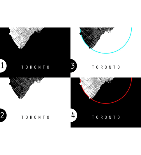 Toronto map canada map world map maps black and white map city map toronto map canada map world map maps black and white map city map minimal map gift art perfect gift for teachers basic framed art prints wall poster a4 a3 gumiabroncs Images