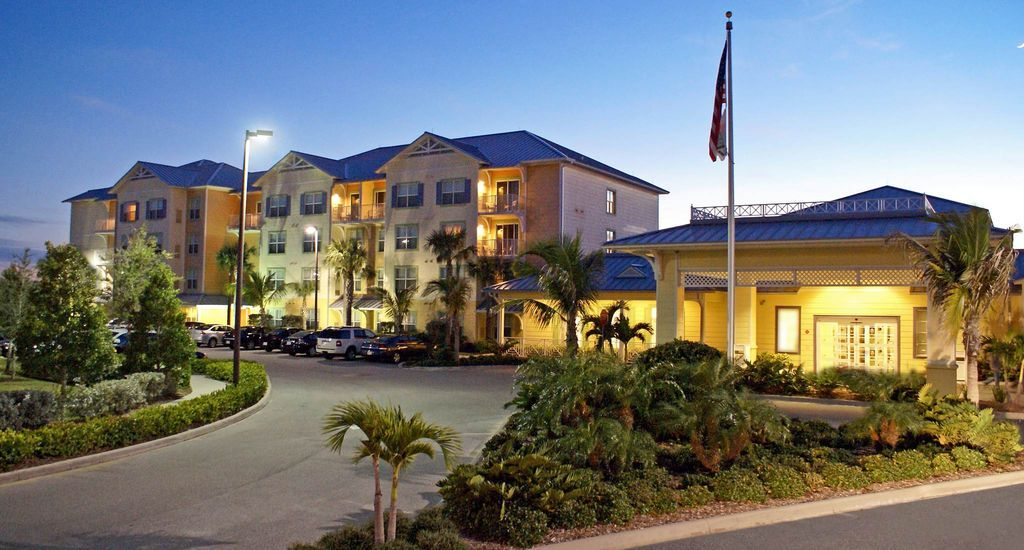Residence Inn Hotel Port Canaveral Cocoa Beach On Florida S Space