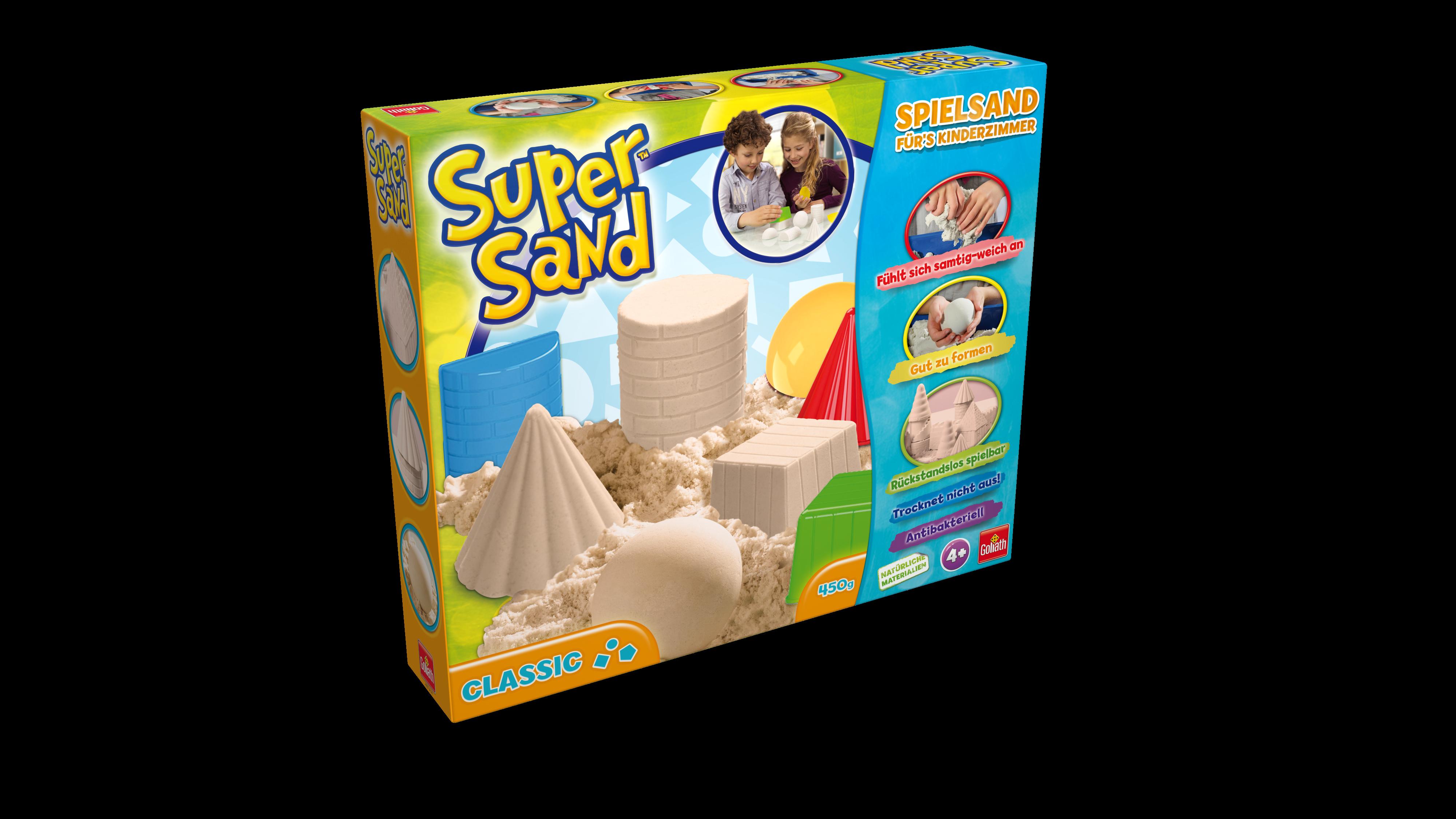 Super Sand Burg Spielset
