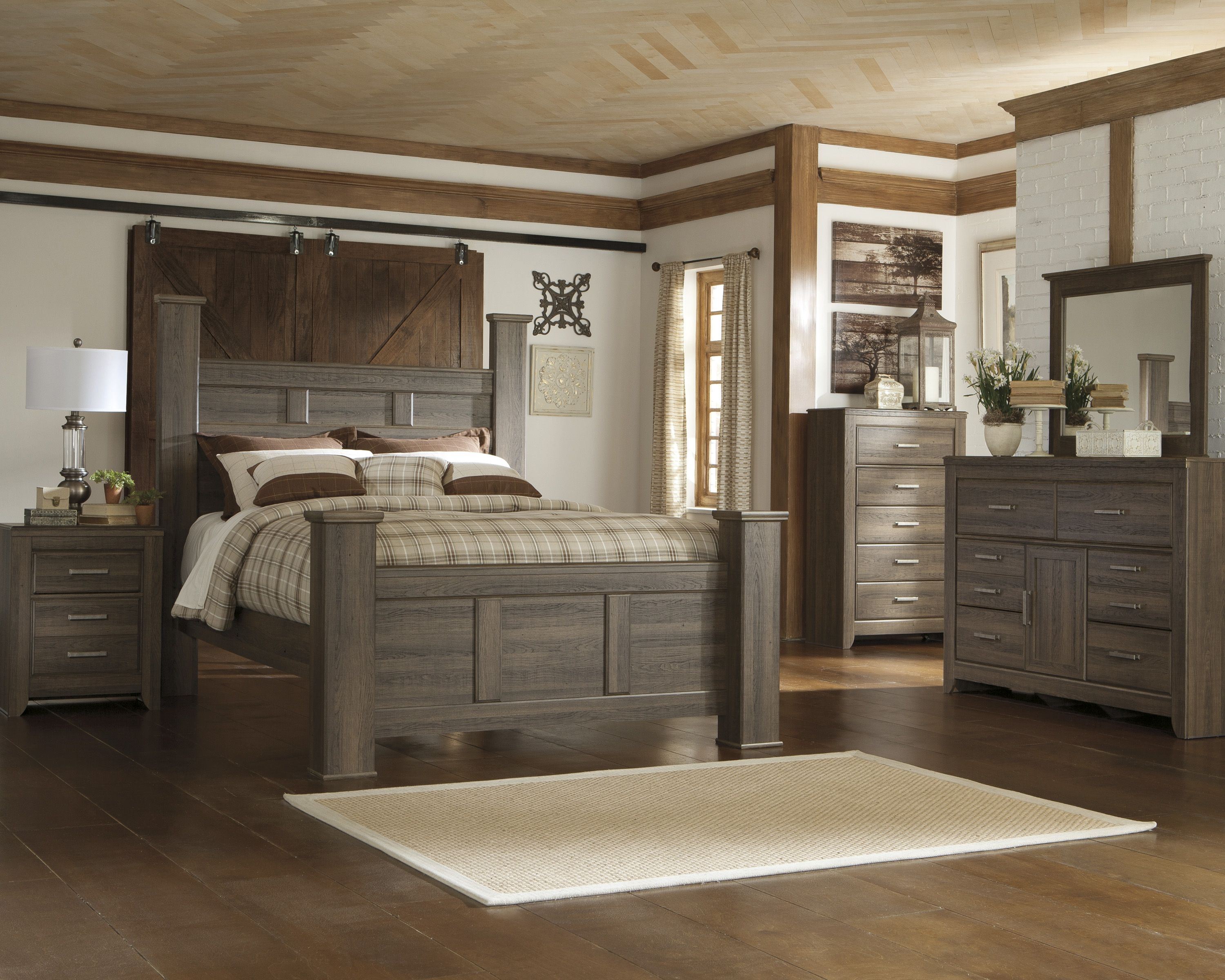 Signature Design Bedroom Set  Bedroom Sets  Pinterest  Design New Used Bedroom Furniture Review