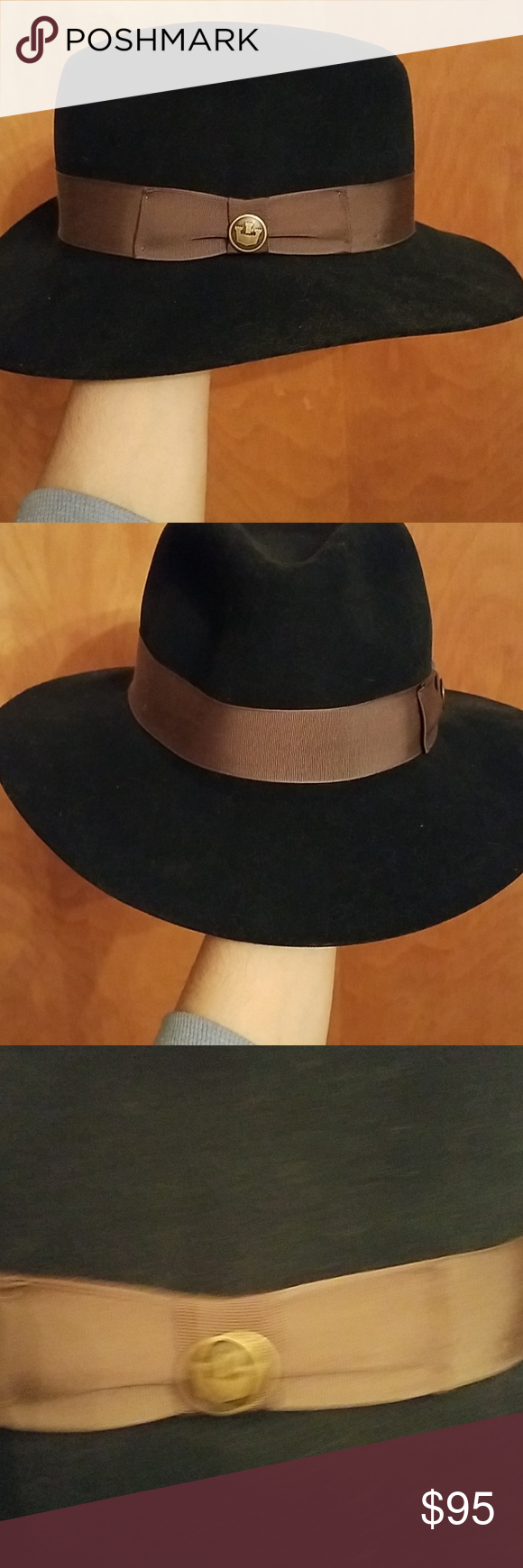 019778c708dbc Goorin Bros county line fedora hat medium GOORIN BROS county line fedora hat  size medium blue teal color goorin Bros Accessories Hats