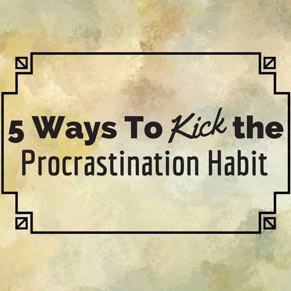 how to prevent procrastination in college