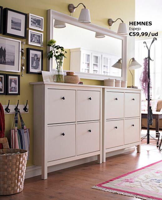Idea Para La Entrada De La Casa Decoración Ikea Home Realness