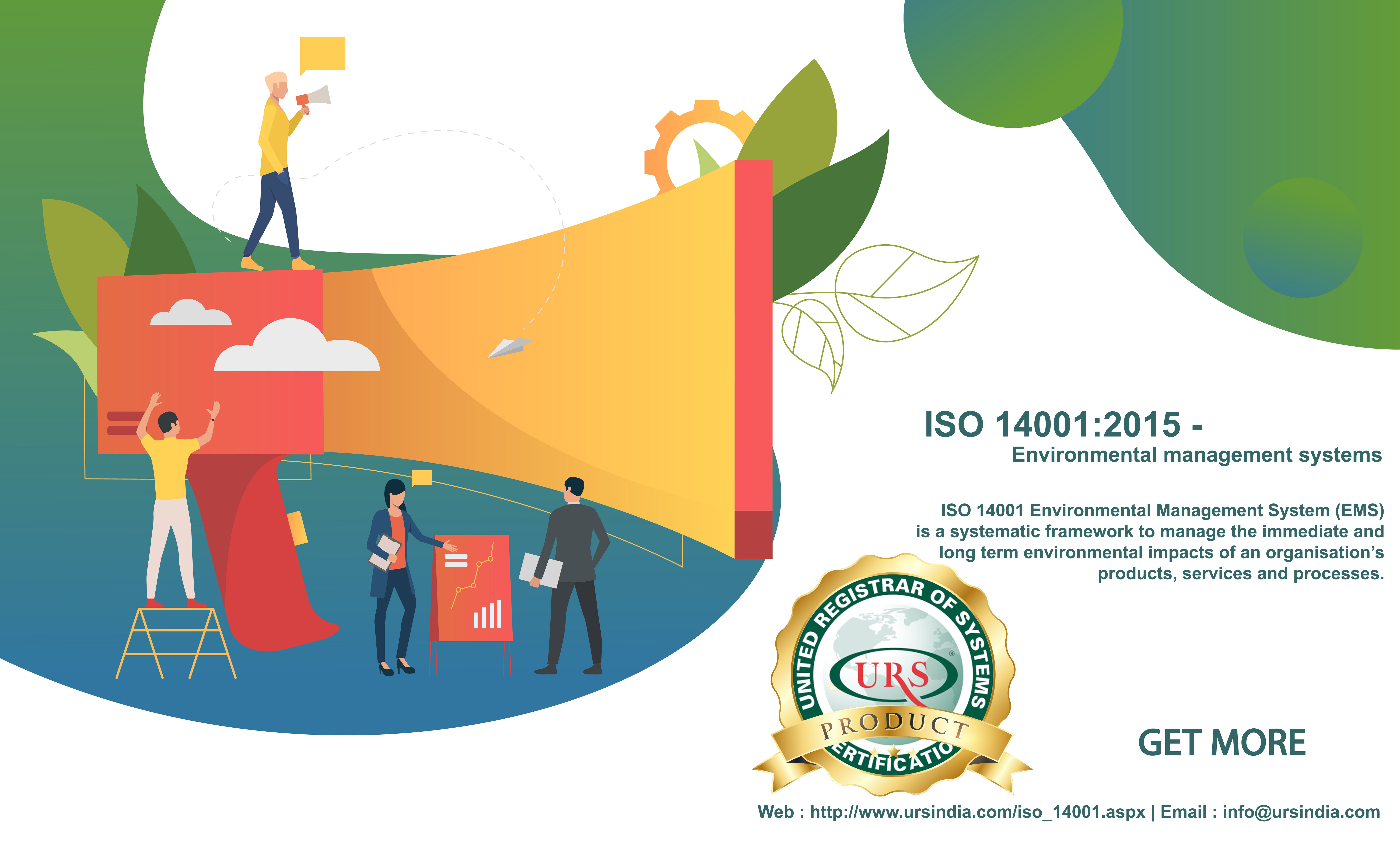 ISO 14001 family of standard is the protocol that is used