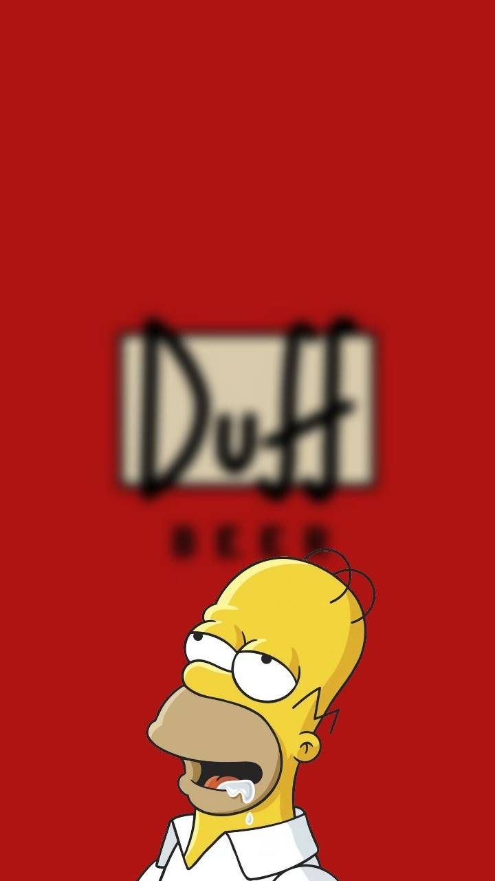 Homer Duff wallpaper by aireljaramillo - 48 - Free on ZEDGE™