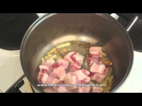 pork tinola recipe tagalog filipino cooking pinoy youtube pork tinola recipe tagalog filipino cooking pinoy youtube forumfinder Choice Image